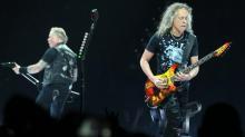 IMAGES: Metallica rocks PNC Arena