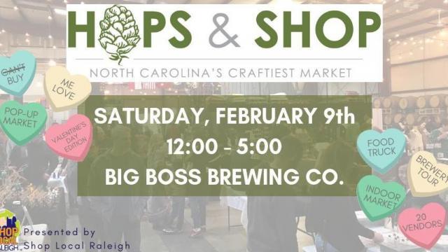 Hops & Shop Market