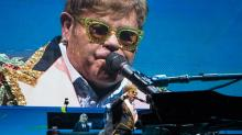IMAGES: Elton John brings farewell tour to Raleigh