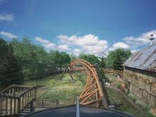 'Ride' Carowinds' newest rollercoaster