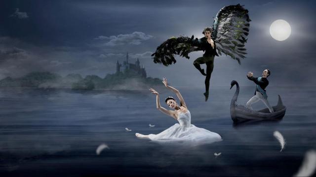 Carolina Ballet Presents Swan Lake