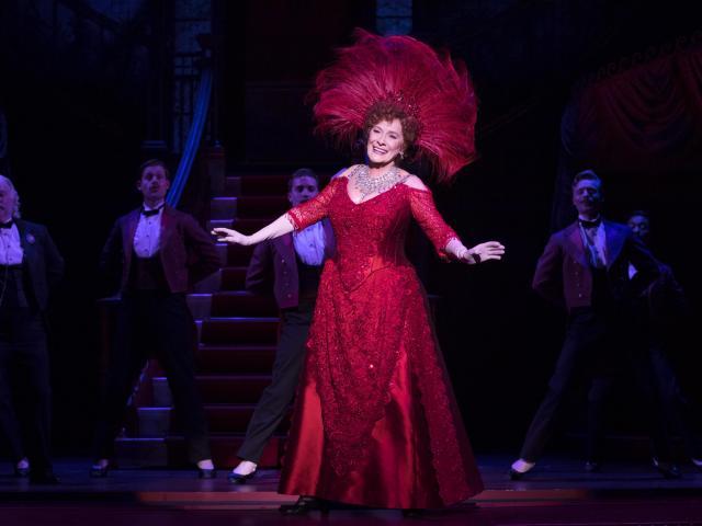 Betty Buckley & Hello, Dolly! National Tour Company  Photo Credit: Julieta Cervantes