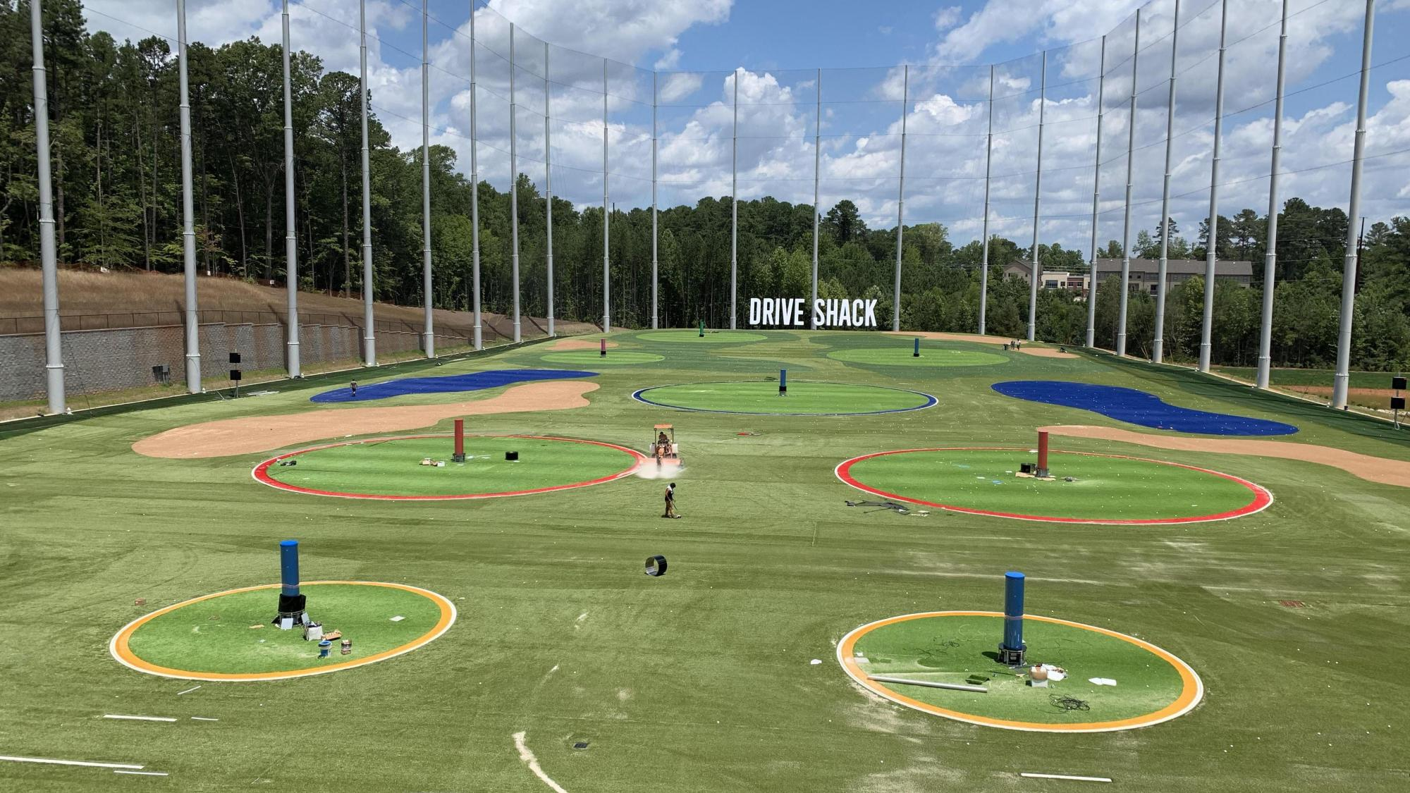 Interactive driving range to open in Raleigh later this