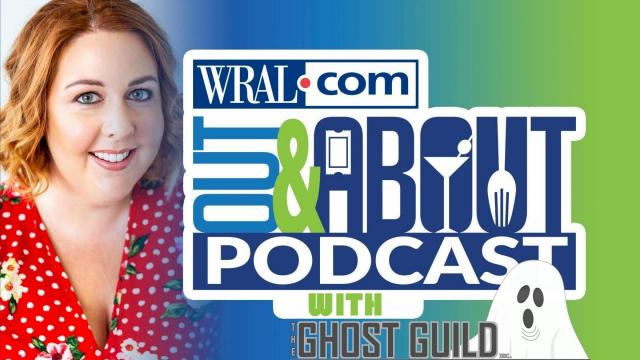 Out and About podcast with Ghost Guild