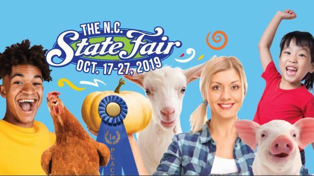Nc State Fair 2020 Schedule.North Carolina State Fair Schedule Of Events Ticket