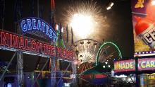 IMAGES: Fireworks light up N.C. State Fair