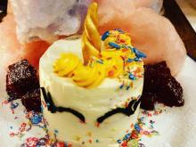 The Chosen One Unicorn Cake