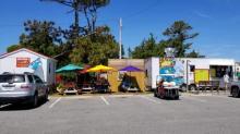 IMAGES: Vivian Howard raises $41,000 for Ocracoke restaurants after Hurricane Dorian