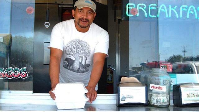 Eduardo's Taco Stand