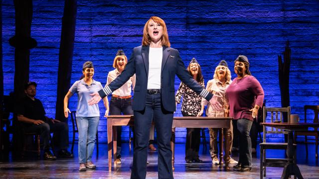Come From Away (Photo by Matthew Murphy)