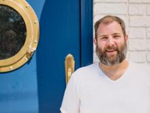 Matt Kelly of Saint James Seafood