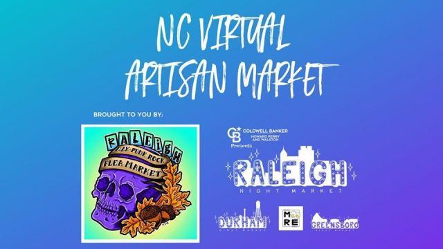 NC Virtual Artisan Market