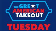 IMAGES: Great American Takeout Day gives restaurants a boost during coronavirus outbreak