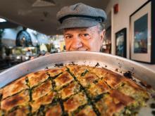 Restaurateur Giorgios Bakatsias