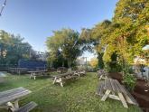 IMAGES: Ponysaurus Brewing opens outdoor beer garden