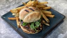 IMAGES: Cook Like the Pros: Whiskey Kitchen's Cheshire Burger