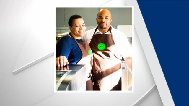 Lorena and Benji McDowell are owners of Beans & Bubbles cafe in Raleigh.