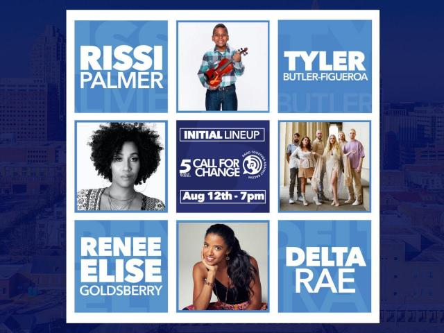 Band Together 2020 features Tyler Butler-Figueroa, Rissi Palmer and Delta Rae.