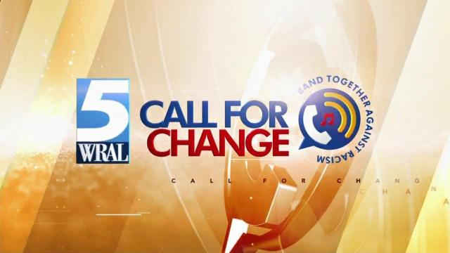 Call for Change: Band Together Against Racism