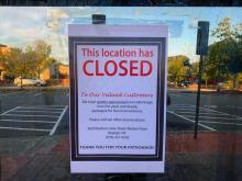 Cameron Village K&W Cafeteria has closed