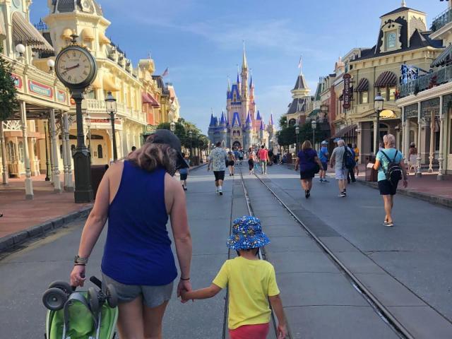 magic kingdom<br/>Reporter: Lauren Brownlow