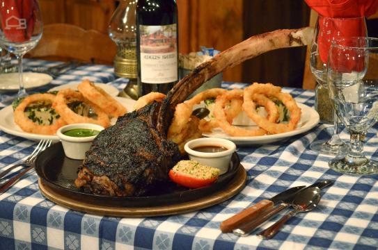 Angus Barn steak