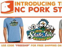 "The 2020 ""So Un-Fair"" N.C. State Fair T-shirt"