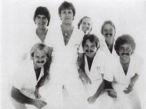 Band of Oz in an early promotional photo.