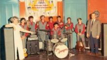 IMAGES:  Band of Oz: How a homegrown NC high school band made music history