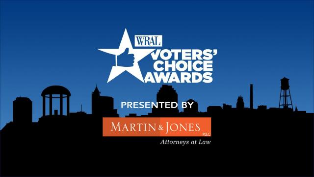 2020 WRAL Voters' Choice Awards