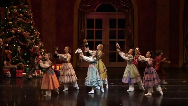 WRAL will air The Nutcracker on Christmas