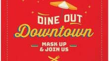 IMAGES: Weekend best bets: Dine Out Downtown and more socially distanced fun