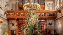 IMAGES: Christmas decorations are up at Biltmore