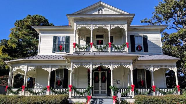 1897 Poe House (Courtesy of Poe House)