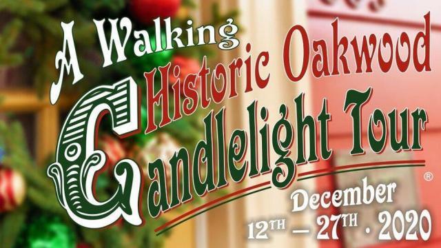 Historic Oakwood Candlelight