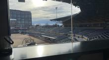 IMAGES: Work from a luxury suite at Durham Bulls Athletic Park