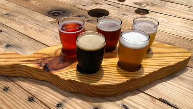 Tobacco Wood Brewing Co. (Courtesy of Tobacco Wood Brewing Co.)