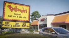 IMAGE: Bojangles' joins chicken sandwich wars with new menu item