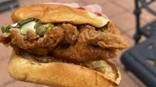 IMAGES: Cluckin' Good: Bojangles unveils new chicken sandwich