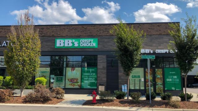 BB's Crispy Chicken (Facebook)