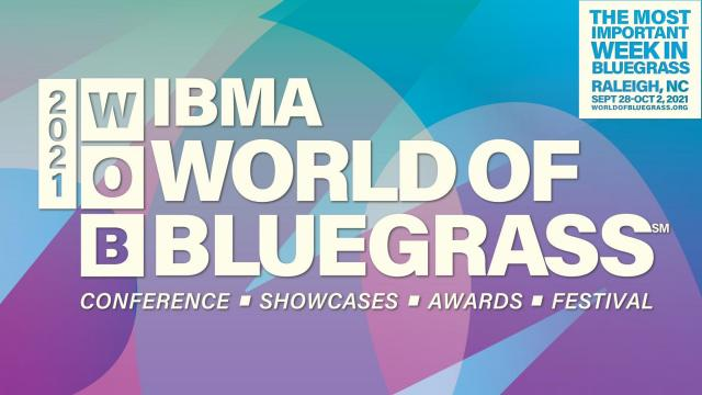 2021 IBMA World of Bluegrass