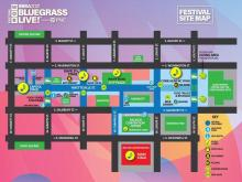 IBMA Bluegrass Live map preview