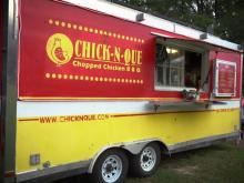 Food Truck Flix hosts drive-in movie fun