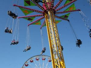 Vertigo offers riders some high flying.