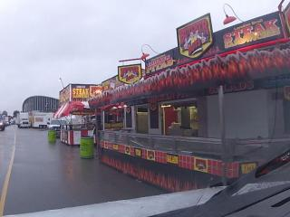 """Rides, games, food, crafts, agriculture and animals fill North America's largest midway for 2012 State Fair, which kicks off Thursday and is sure to be a """"Bumper Crop of Fun."""""""