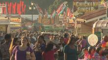IMAGES: Tar Heel Traveler at the State Fair