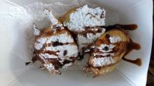 Deep Fried Girl Scout Cookies