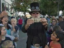 Thousands flocked to opening day at the North Carolina State Fair Friday for traditional treats.