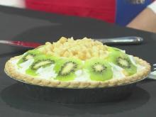 Prize-winning pie is a light delight
