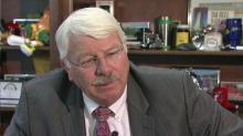 NC Agriculture Commissioner Steve Troxler